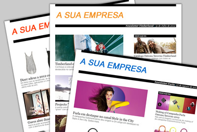 Cria��o Newsletter